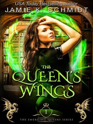 cover image of The Queen's Wings