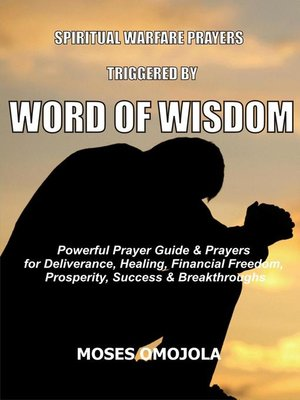 cover image of Spiritual Warfare Prayers Triggered by Word of Wisdom