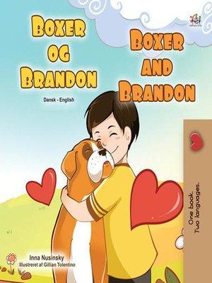cover image of Boxer og Brandon Boxer and Brandon