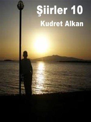 cover image of Şiirler 10