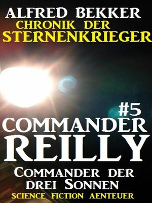 cover image of Commander Reilly #5