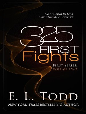 cover image of 325 First Fights