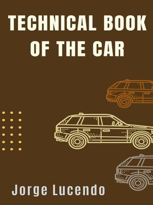 cover image of Technical Book of the Car