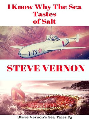 cover image of I Know Why the Waters of the Sea Taste of Salt