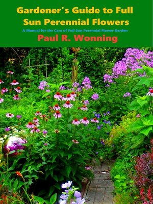 cover image of Gardener's Guide to Full Sun Perennials