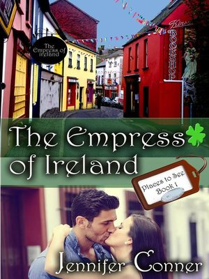 cover image of The Empress of Ireland