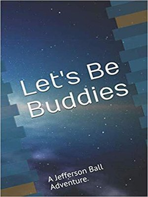"""cover image of """"Let's Be Buddies"""""""