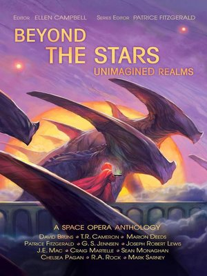 cover image of Unimagined Realms: Beyond the Stars, #6