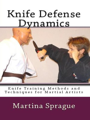 cover image of Knife Defense Dynamics