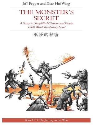 cover image of The Monster's Secret