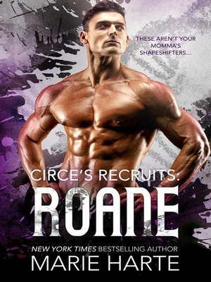 cover image of Roane: Circe's Recruits, #1