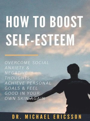 cover image of How to Boost Self-Esteem