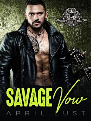 cover image of Savage Vow (Book 2)