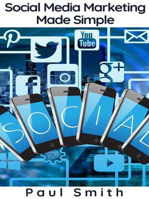 cover image of Social Media Marketing Made Simple