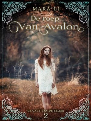cover image of De roep van Avalon