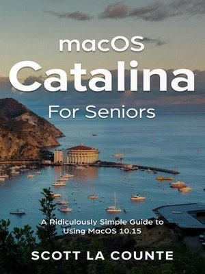 cover image of MacOS Catalina for Seniors