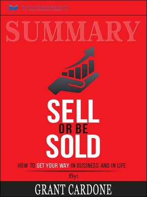 cover image of Summary of Sell or Be Sold