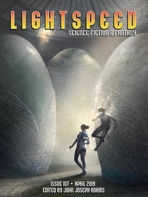 cover image of Lightspeed Magazine, Issue 107 (April 2019)