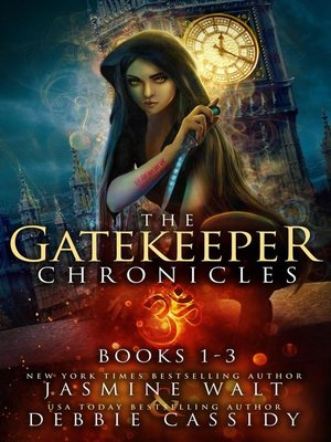 cover image of The Gatekeeper Chronicles
