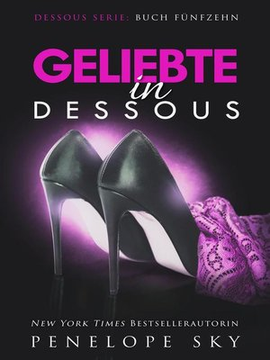 cover image of Geliebte in Dessous