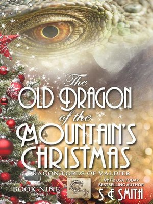 cover image of The Old Dragon of the Mountain's Christmas