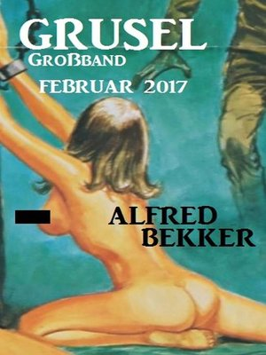 cover image of Grusel Großband Februar 2017