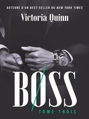 cover image of Boss Tome trois