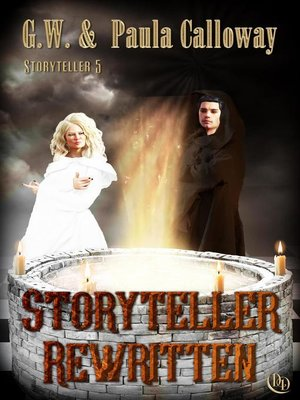 cover image of Storyteller Rewritten