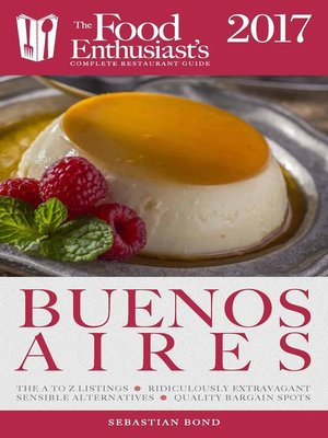 cover image of Buenos Aires--2017