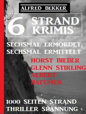 cover image of 6 Strand Krimis