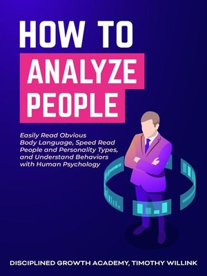cover image of How to Analyze People