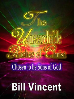 cover image of The Unsearchable Riches of Christ