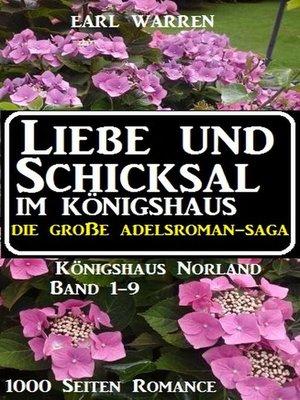 cover image of Liebe und Schicksal im Königshaus