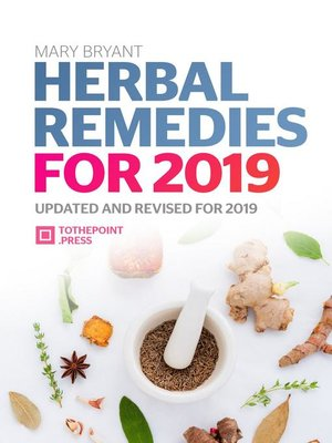 cover image of Herbal Remedies For 2019
