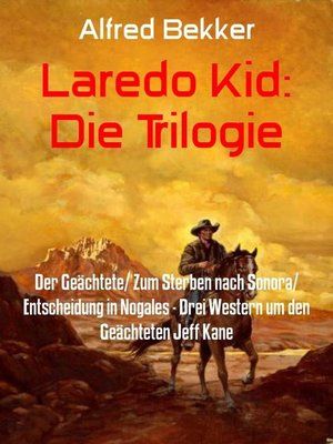 cover image of Laredo Kid