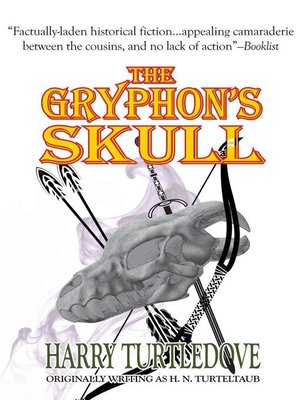 cover image of The Gryphon's Skull