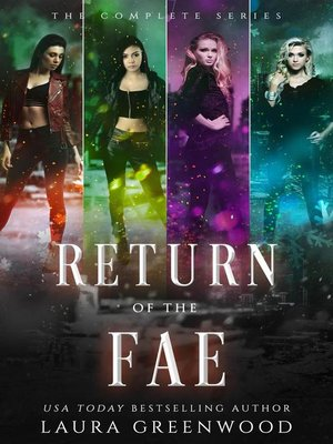 cover image of Return of the Fae