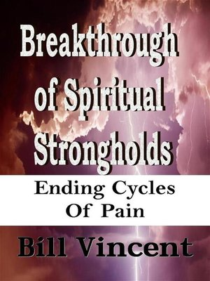 cover image of Breakthrough of Spiritual Strongholds