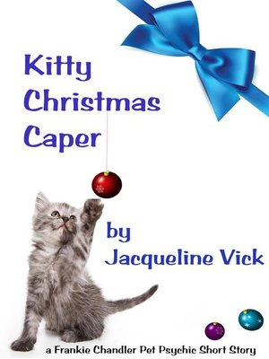 cover image of Kitty Christmas Caper