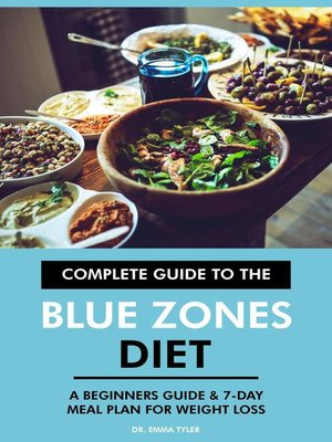 cover image of Complete Guide to the Blue Zones Diet