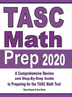 cover image of TASC Math Prep 2020