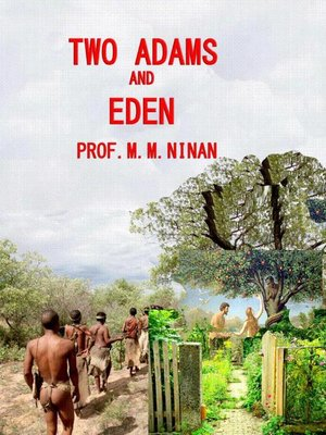 cover image of Two Adams and Eden