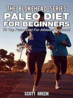 cover image of Paleo Diet For Beginners