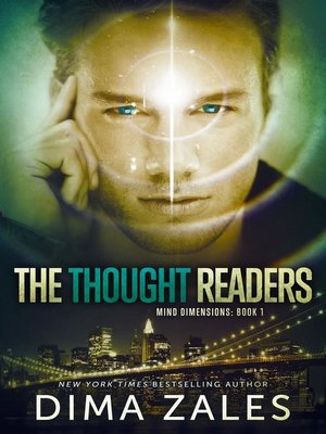 cover image of The Thought Readers (Mind Dimensions Book 1)