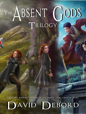 cover image of The Absent Gods Trilogy-Boxed Set