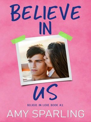 cover image of Believe in Us
