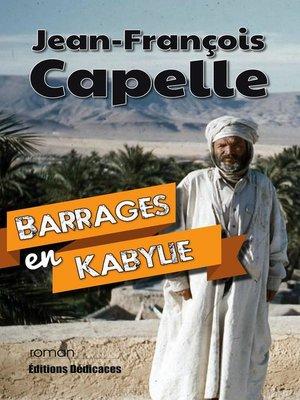 cover image of Barrages en Kabylie