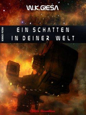 cover image of Ein Schatten in deiner Welt