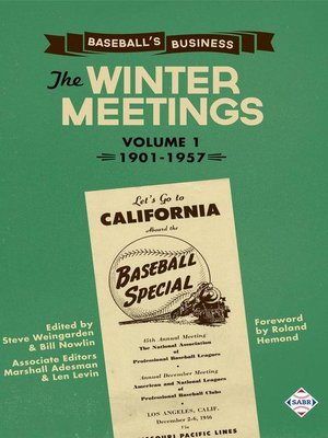 cover image of Baseball's Business
