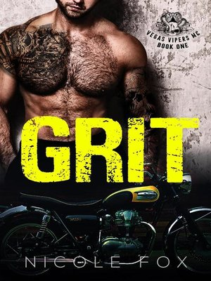 cover image of Grit (Book 1)